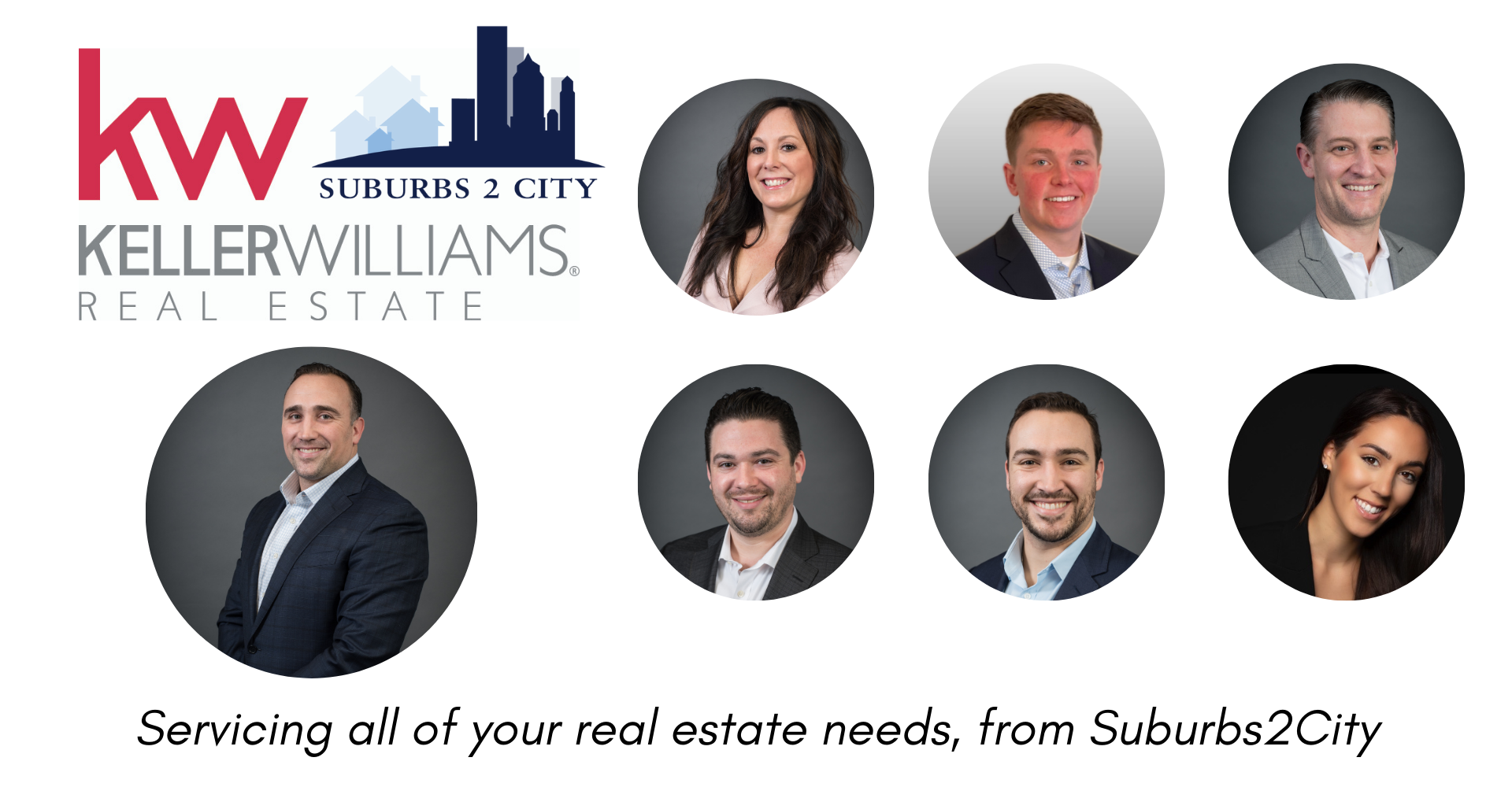 The Suburbs2City Team Servicing all of your real estate needs, from Suburbs2City (1)